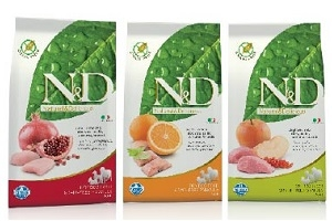 Dry Food Grain-Free Formula N&D for Dogs