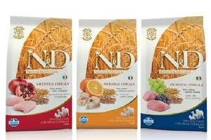 Dry Food Low Grain Formula N&D for Dogs