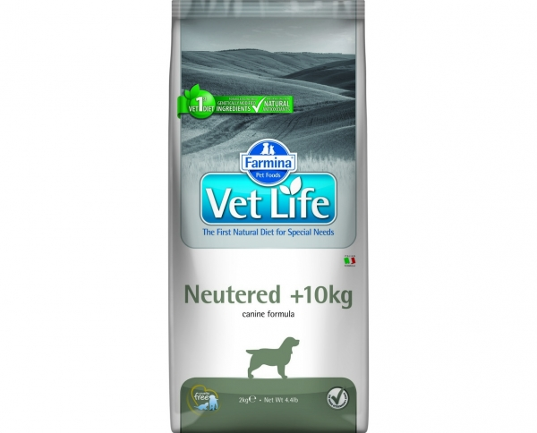 Vet Life Neutered Dog > 10 кг